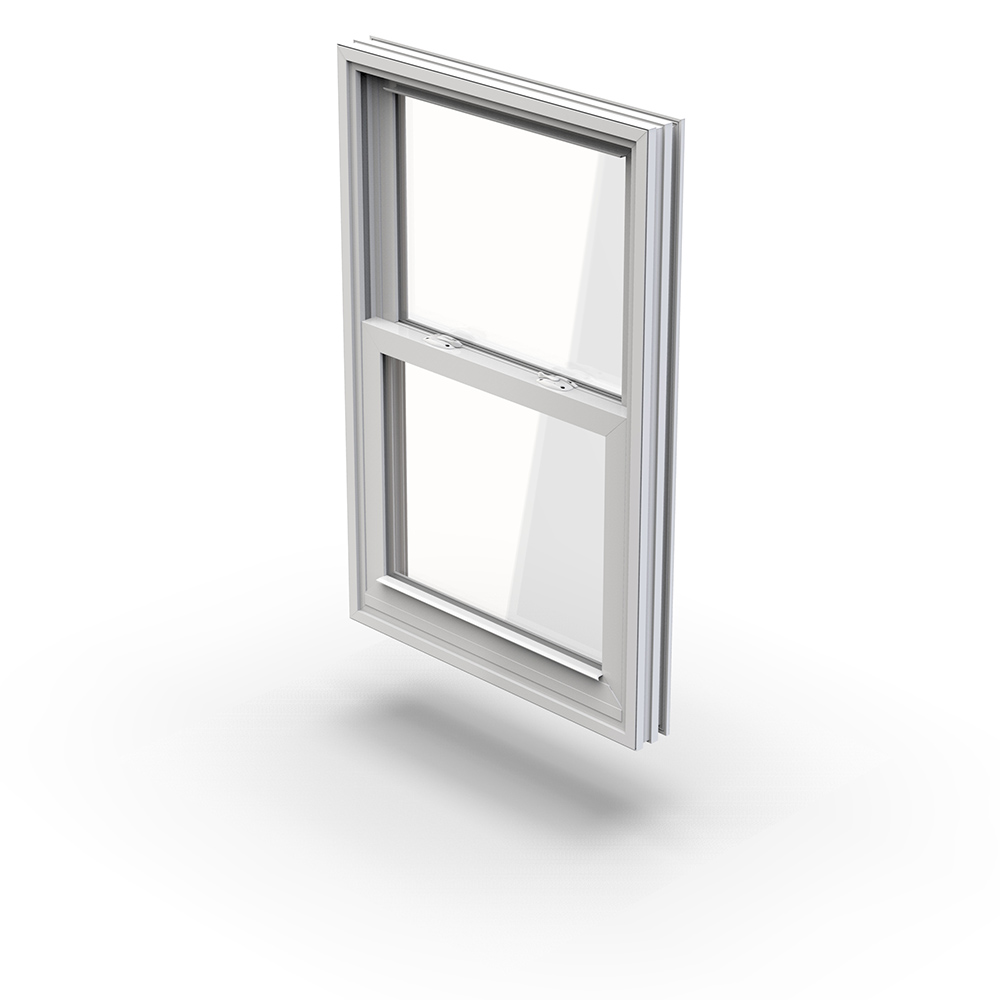 Premium Double Hung Vinyl Windows