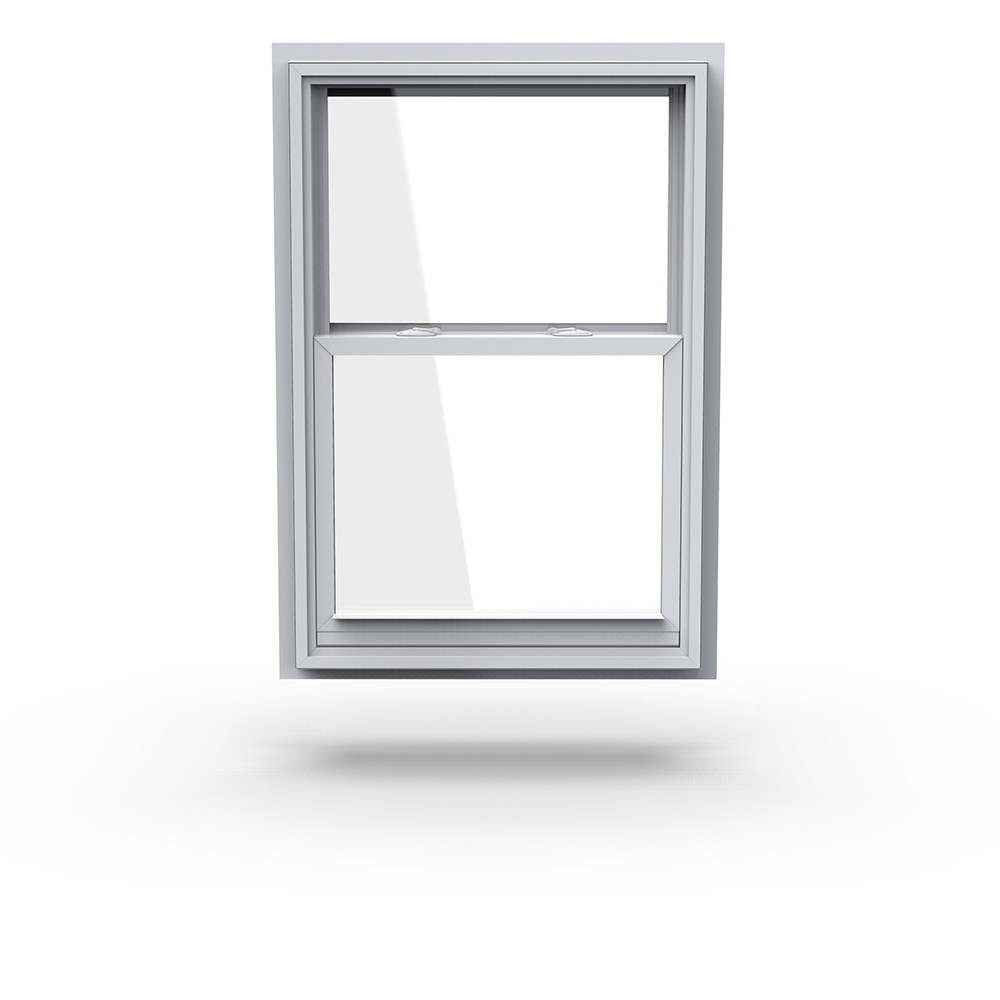 Single Hung Premium Vinyl Windows Replacement Or New
