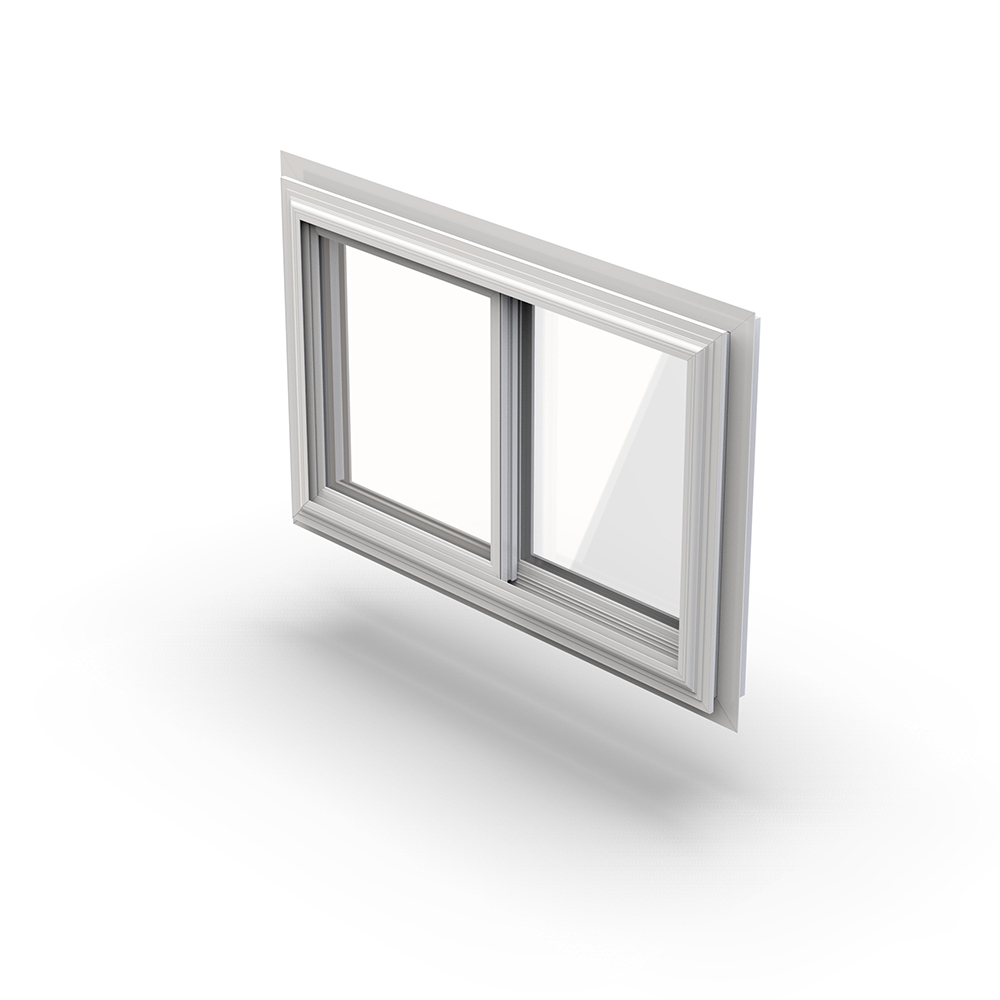 Premium Vinyl Slider Windows
