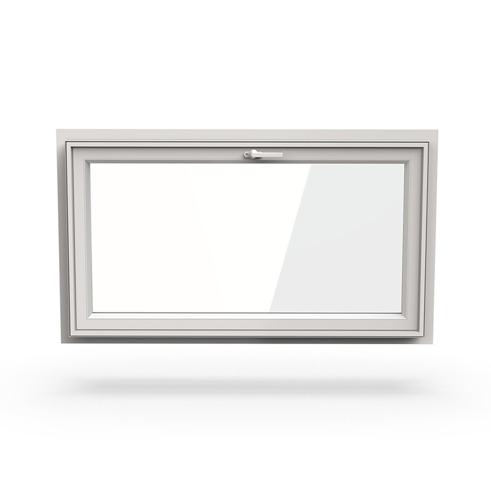 Premium Vinyl Hopper Windows