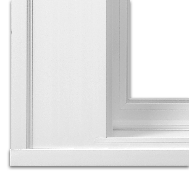 Double Hung Premium Vinyl Windows Replacement Or New